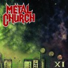 metal church - xi CD 2016 king record japan rat pak 12 tracks used mint