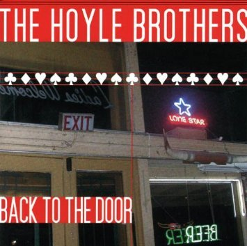 hoyle brothers - back to the door CD 2004 loose booty 13 tracks used mint