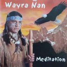 wayra nan - meditation CD gema key-wi-music salzburg 12 tracks used mint