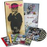 no thanks! the '70s punk rebellion - various artists CD 4-disc boxset 2003 rhino used mint