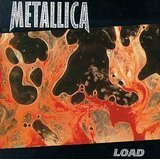 metallica - load CD 1996 elektra 14 tracks used mint