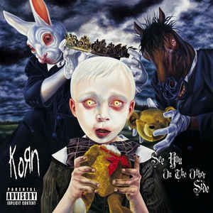 korn - see you on the other side CD 2005 virgin 14 tracks used mint