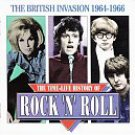 british invasion 1964 - 1966 - time-life history of rock 'n' roll CD 1993 polygram 21 tracks mint