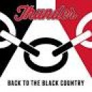 thunder - back to the black country CD dodgy discs 14 tracks used mint