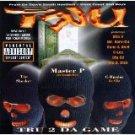tru - tru 2 da game CD 2-discs 1997 no limit priority 26 tracks used mint