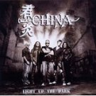 china - light up the dark CD 2011 metal heaven 15 tracks used mint