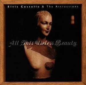 elvis costello - all this useless beauty CD 1996 warner BMG Direct used mint