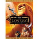 lion king DVD Disney 2-disc Platinum Edition 1994 used mint