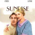 sunrise - george o'brien + janet gaynor DVD 1927 2012 20th century fox used mint