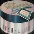 linda ronstadt - lush life CD 1984 elektra asylum 12 tracks used mint