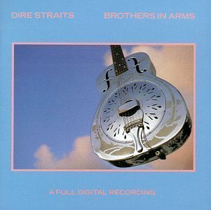 dire straits - brothers in arms Cd 1985 warner 9 tracks used mint