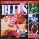blues legends - chicago blues - various artists CD 1993 castle 19 tracks used mint