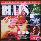 blues legends - chicago blues - various artists CD 1993 castle 19 tracks used mint