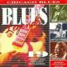 blues legends - blues giants - various artists CD 1993 castle 19 tracks used mint