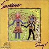 santana - shango CD 1982 CBS 11 tracks used mint