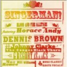 blood & fire allstars - singerman! CD 2007 18 tracks used mint
