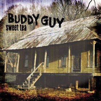 buddy guy - sweet tea CD 2001 silvertone 9 tracks used mint