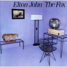 elton john - the fox CD 1981 sackville phonogram w. germany 9 tracks used mint