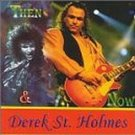 derek st. holmes - then & now CD phactos music 10 tracks used mint