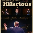 louis c.k. - hilarious DVD 2011 comedy central 84 minutes used mint