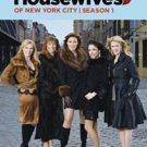 real housewives of new york city season 1 DVD 3-discs 2008 bravo used mint