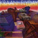 kraan - flyday deluxe edition CD 2005 revisited 9 tracks new factory-sealed