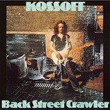 paul kossoff - back street crawler CD 1973 island 5 tracks used mint