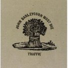 traffic - john barleycorn must die CD 1970 island 6 tracks used mint