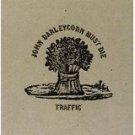 traffic - john barleycorn must die CD 1970 island 6 tracks used mint