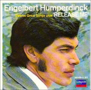engelbert humperdinck - twelve great songs plus release me CD 1967 decca polygram used
