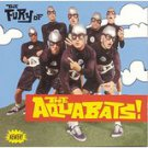 the fury of the aquabats CD 1997 goldenvoice time bomb 15 tracks used mint
