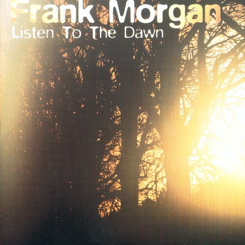 frank morgan - listen to the dawn CD 1994 polygram 8 tracks used mint