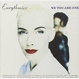 eurythmics - we too are one CD 1989 arista bmg 10 tracks used mint