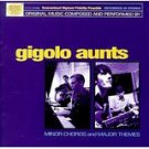 gigolo aunts - minor chords and major themes CD 1999 E pluribus unum 12 tracks used mint