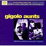 gigolo aunts - minor chords and major themes CD 1999 E pluribus unum 12 tracks used mint