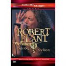 sound stage presents robert plant and the strange sensation DVD zoe 11 songs used mint