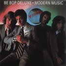 be bop deluxe - modern music CD 1990 EMI UK harvest 18 tracks used mint