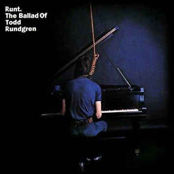 runt - ballad of todd rundgren CD 1971 bearsville rhino 12 tracks used mint