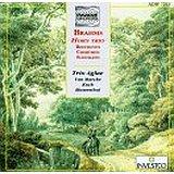 brahms beethoven cherubini schumann - horn trio  - trio aglae CD 1993 pavane