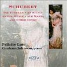 felicity lott sings schubert - graham johnson piano CD IMP 17 tracks used mint