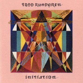 todd rundgren - initiation CD 1975 bearsville warner rhino used mint