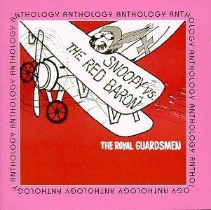 royal guardsmen - anthology CD 1995 one way 20 tracks used mint