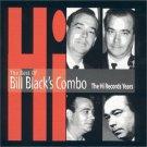 best of bill black's combo - hi records years CD 2001 right stuff 18 tracks used mint