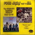 four jacks and a jill - master jack and fables CD jackson 2301 35 tracks new factory-sealed