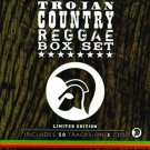 trojan country reggae box set - limited edition 50 tracks on 3 CDs 2007 sanctuary used