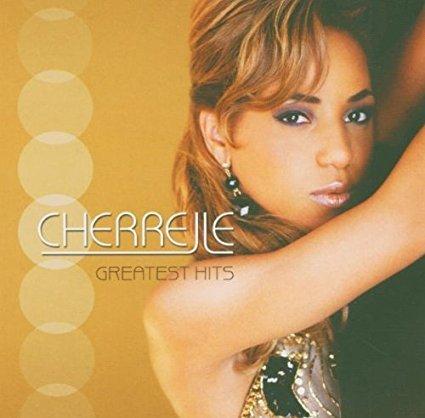 cherrelle - greatest hits CD 2005 virgin 13 tracks used mint