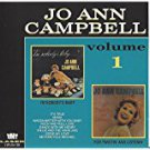 jo ann campbell - i'm nobody's baby / for twistin' and listenin' CD 1992 TNT Laser used mint