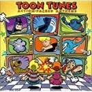 toon tunes - action-packed anthems CD 2001 rhino 36 tracks used mint