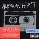american hi-fi - american hi-fi CD 2001 island 13 tracks used mint