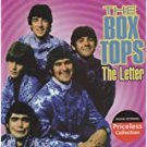box tops - the letter CD 2001 BMG collectables 10 tracks used mint